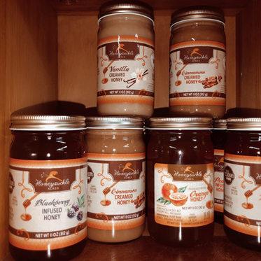 Honeysuckle Acres Honey