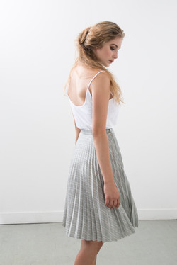 Plisovaná sukně Marcela Krizova