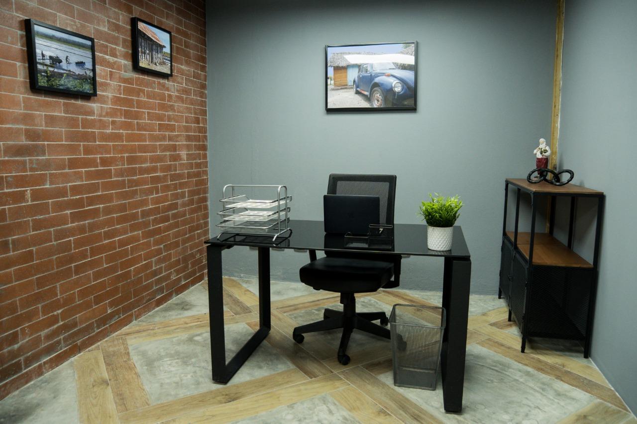oficina modelo