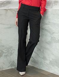 Women's bootleg trouser