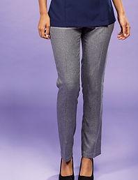 Women's straight leg trouser