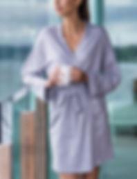 Women's light weight robe