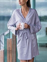 Women's light weight robe