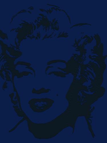 Marilyn Monroe Embroidery