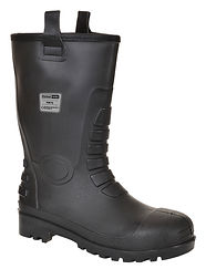 Rigger boot