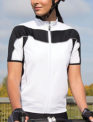 Women's biking top