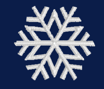 Snowflake Embroidery
