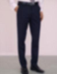 Slim fit men's trouser
