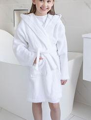 Children'stowering robe