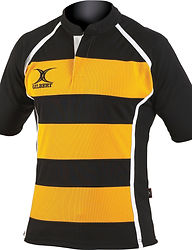 Rugby match shirt