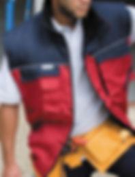 Removablesleeves pilot heavy duty jacket
