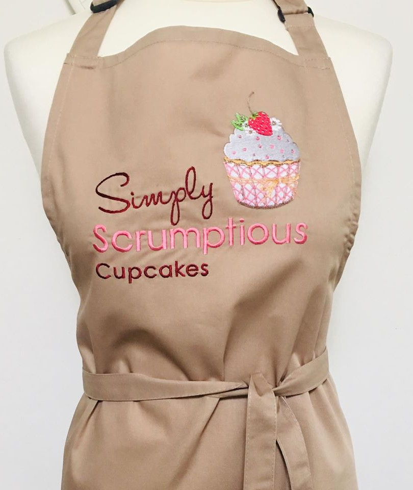 Simply Scumptious Cupcake