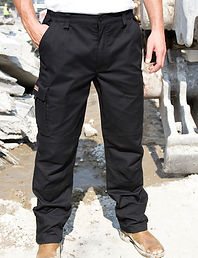 Stretch work trousers