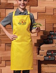 Childs bib apron