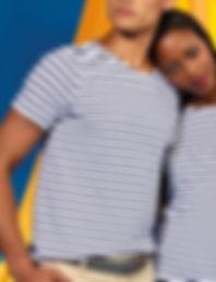 Men's mariner short sleeved t-shirt