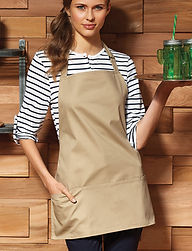 2 in 1 Short apron
