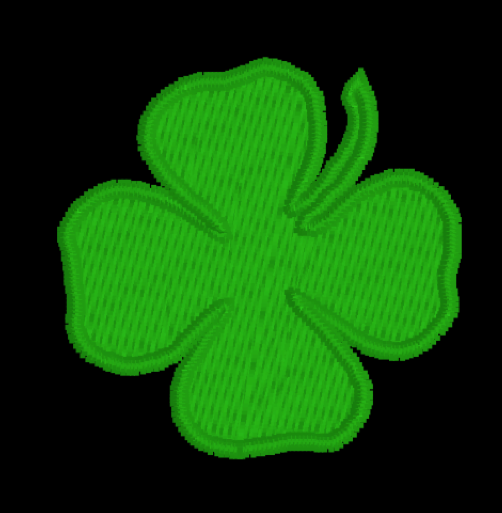 Shamrock Embroidery