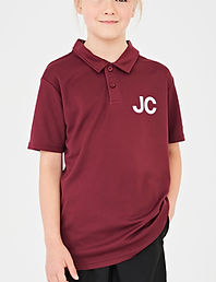 Children's classic polo