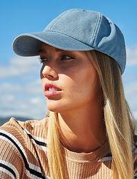 Denim vintage cap