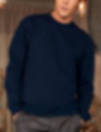 Classic sweatshirt.