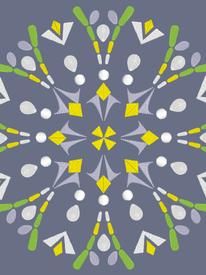 Large Mandala Embroidery