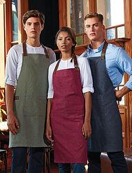 Oxford apron
