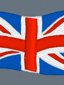 Union Jack  Embroidery