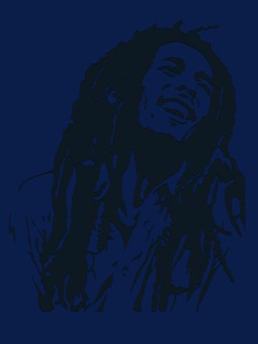 Bob Marley Embroidery