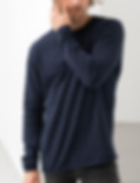 Eco light weight sweater