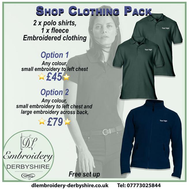 Shop pack