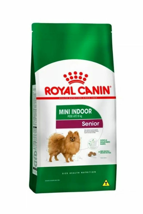 Royal Canin Mini Indoor Sênior - 2,5 kg