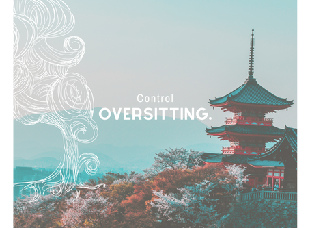 OverSitting is Out Now!