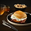 Thumbnail: Croissant Bun x4 for burger, breakfast sandwich...