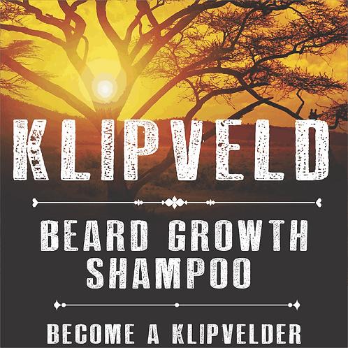 Klipveld Beard Growth Shampoo 250ml