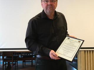 Målprisen 2017 til Lars Steinar Ansnes