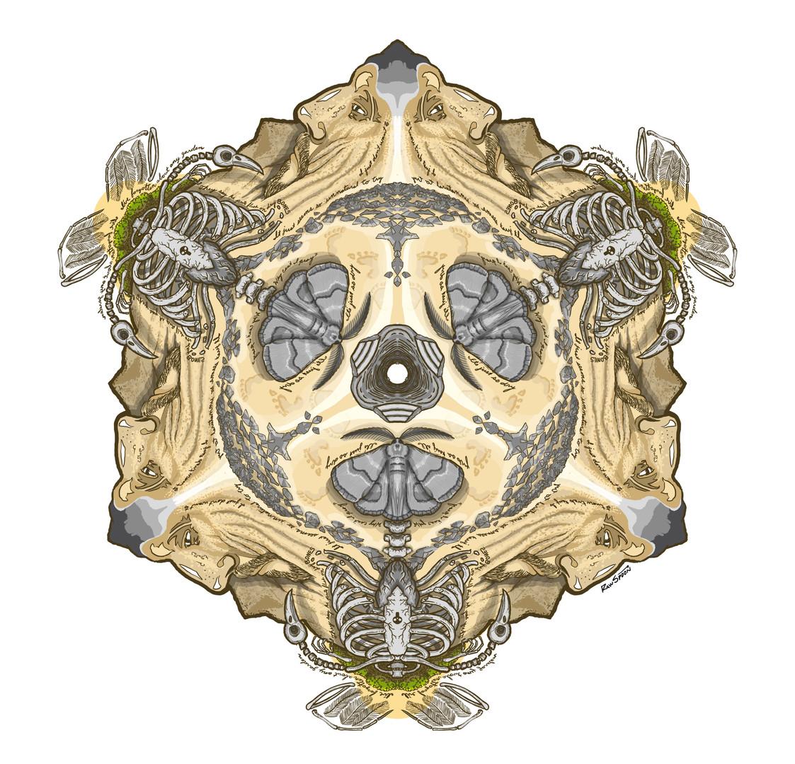 12 1 Desert of the Soul Mandala2-no nois