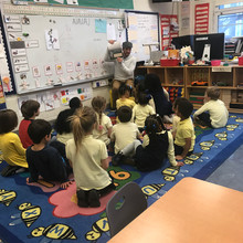 Elementary class in DC