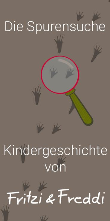Fritzi und Freddi auf Spurensuche -Teil 1