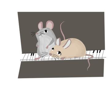 Fritzi und Freddi und das Klavier