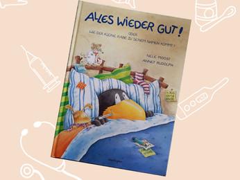 #meineliebstenKinderbücher - Alles wieder gut! von Nele Moost und Annet Rudolph
