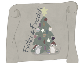 #24 Fritzi und Freddi und das Weihnachtsfest