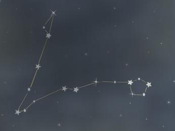 Fritzi und Freddi und eine Sternennacht im November