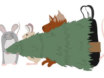 #15 Fritzi und Freddi und der Weihnachtsbaum