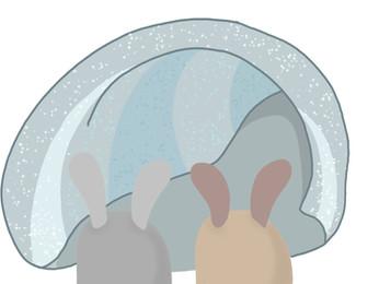 #19 Fritzi und Freddi und der Tunnel im Schnee