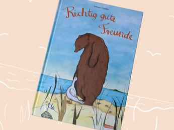 #meineliebstenKinderbücher - Richtig gute Freunde von Miriam Cordes