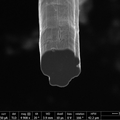 No limit yet for carbon nanotube fibers