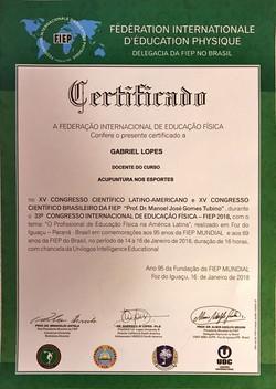 certificado fiep