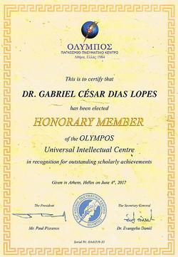 Membro h Olympus Gabriel