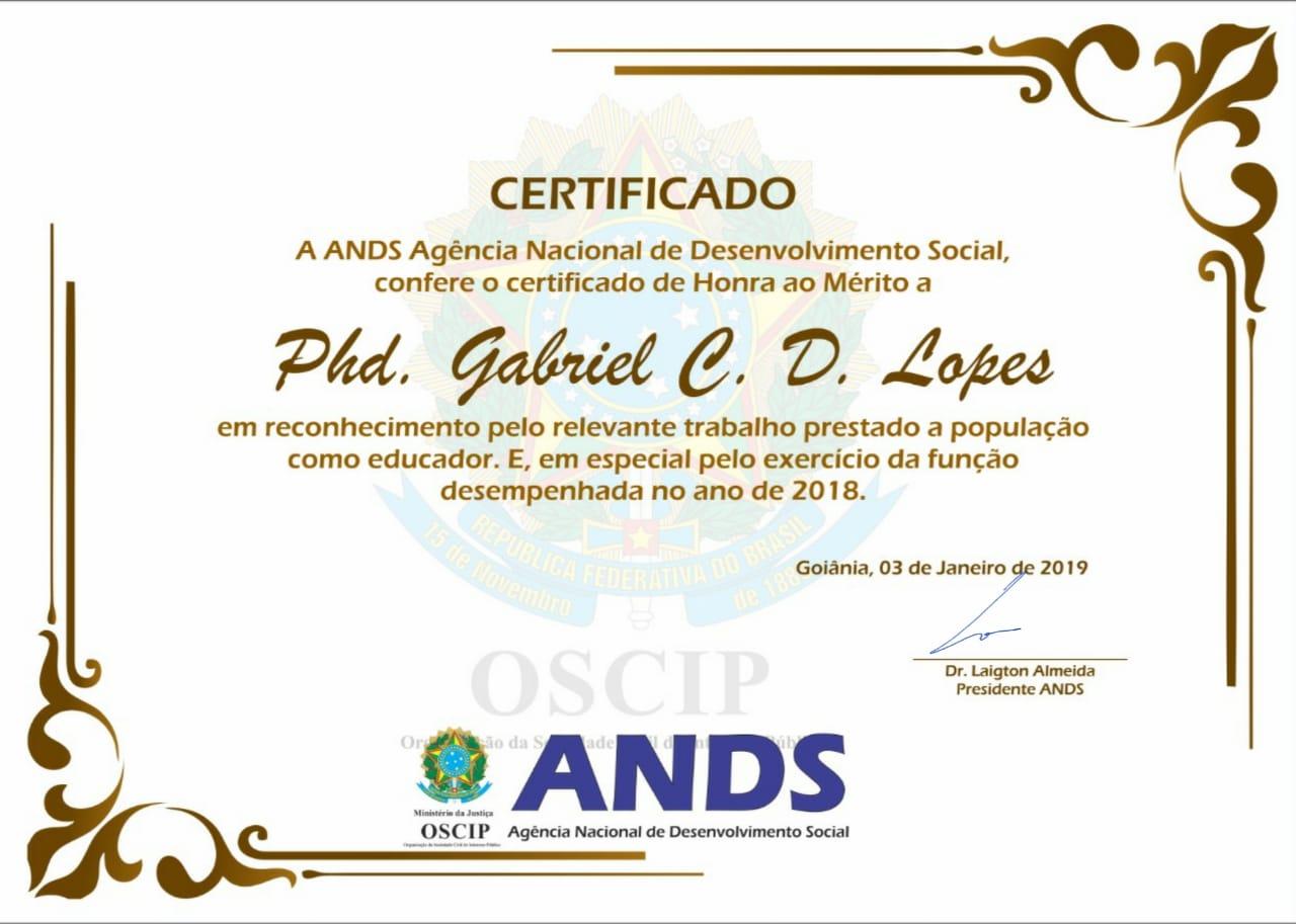 ANDS Gabriel