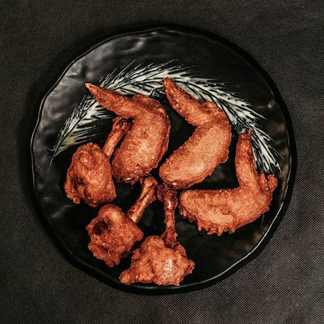 <F Chicken Wings> ➡️Perfectly marinated